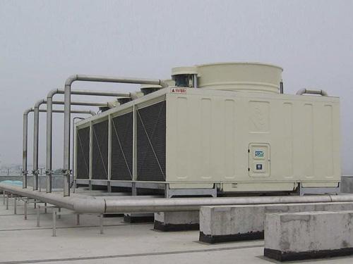 无填料喷雾冷却塔