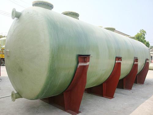 卧式储罐的组成、分类、安装